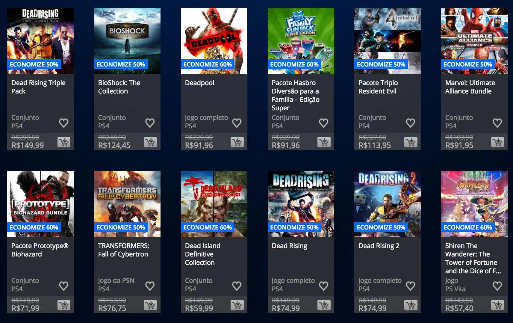 """De Páscoa! Sony anuncia nova """"Promoção Flash""""; confira jogos e preços 1"""