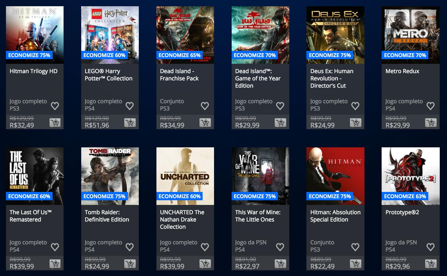 """De Páscoa! Sony anuncia nova """"Promoção Flash""""; confira jogos e preços 2"""