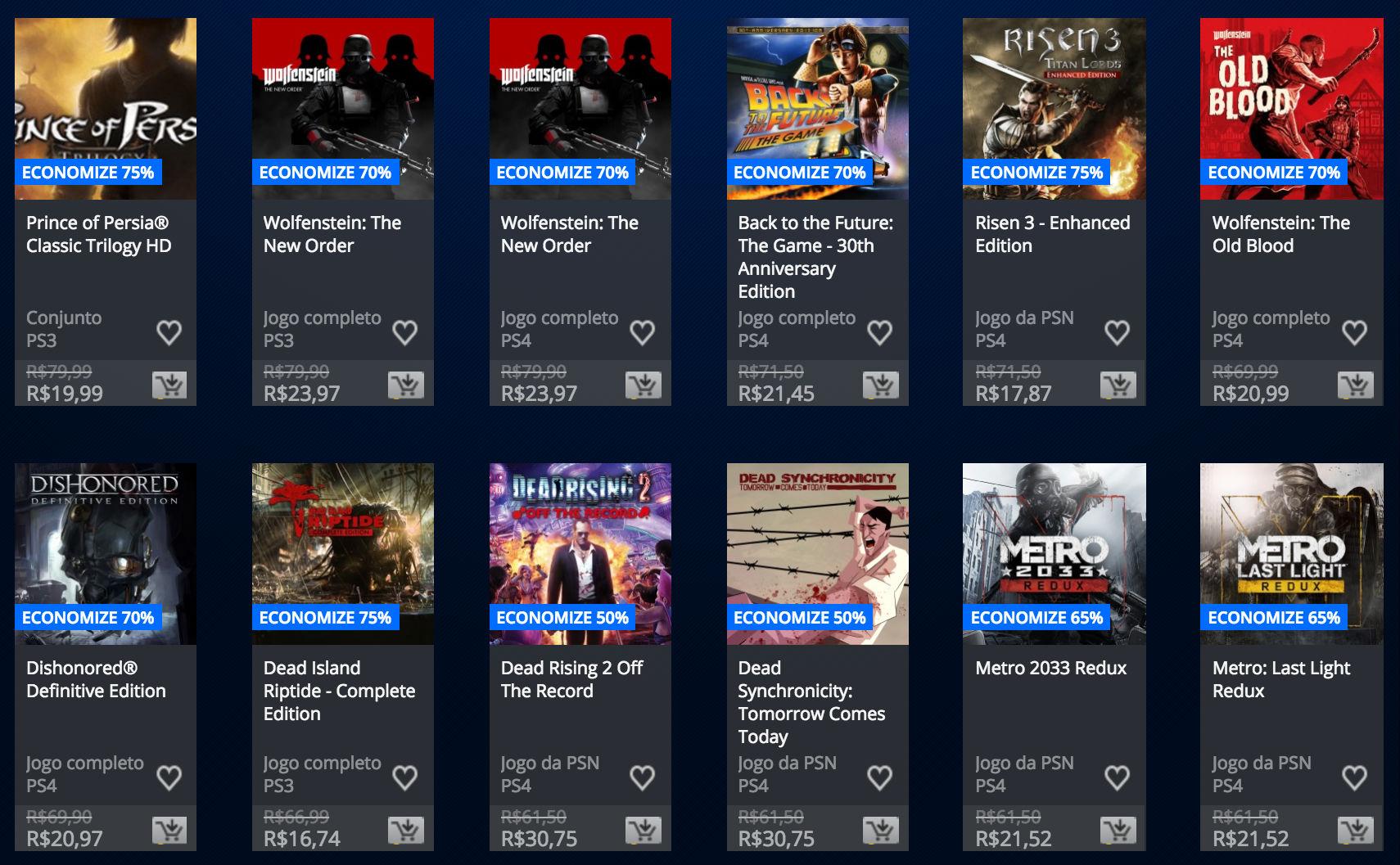 """De Páscoa! Sony anuncia nova """"Promoção Flash""""; confira jogos e preços 3"""