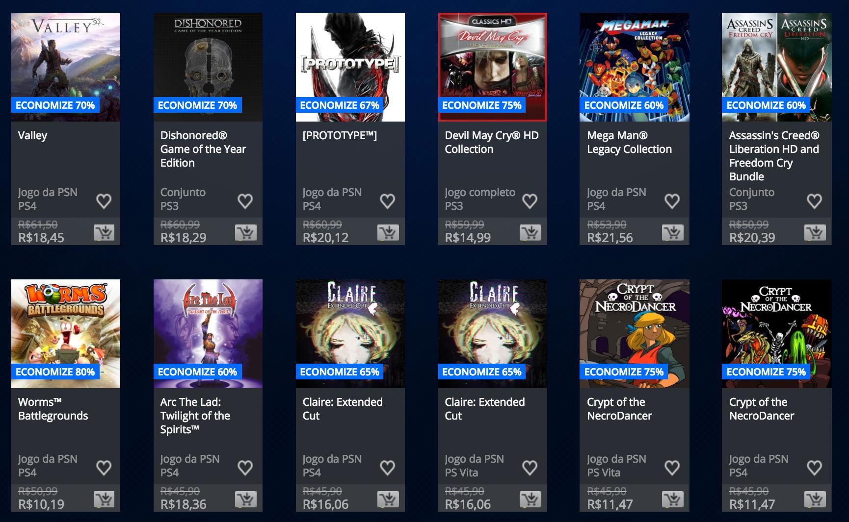 """De Páscoa! Sony anuncia nova """"Promoção Flash""""; confira jogos e preços 4"""