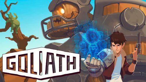 Goliath, jogo de ação-plataforma, chegará ao PS4 em breve