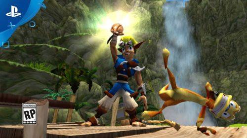 Sony anuncia Jak & Daxter, clássicos do PS2, para o PlayStation 4