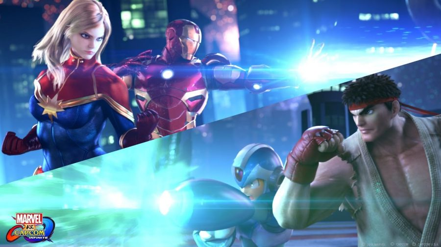 Confira gameplay de Marvel vs. Capcom: Infinite de 20 minutos
