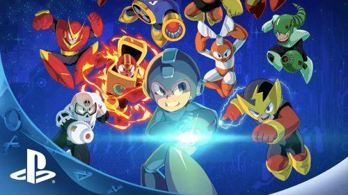 [Rumor] Mega Man Legacy Collection 2 pode chegar ao PS4