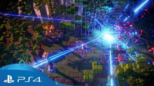 Housemarque explica mais detalhes de Nex Machina, novo jogo do estúdio