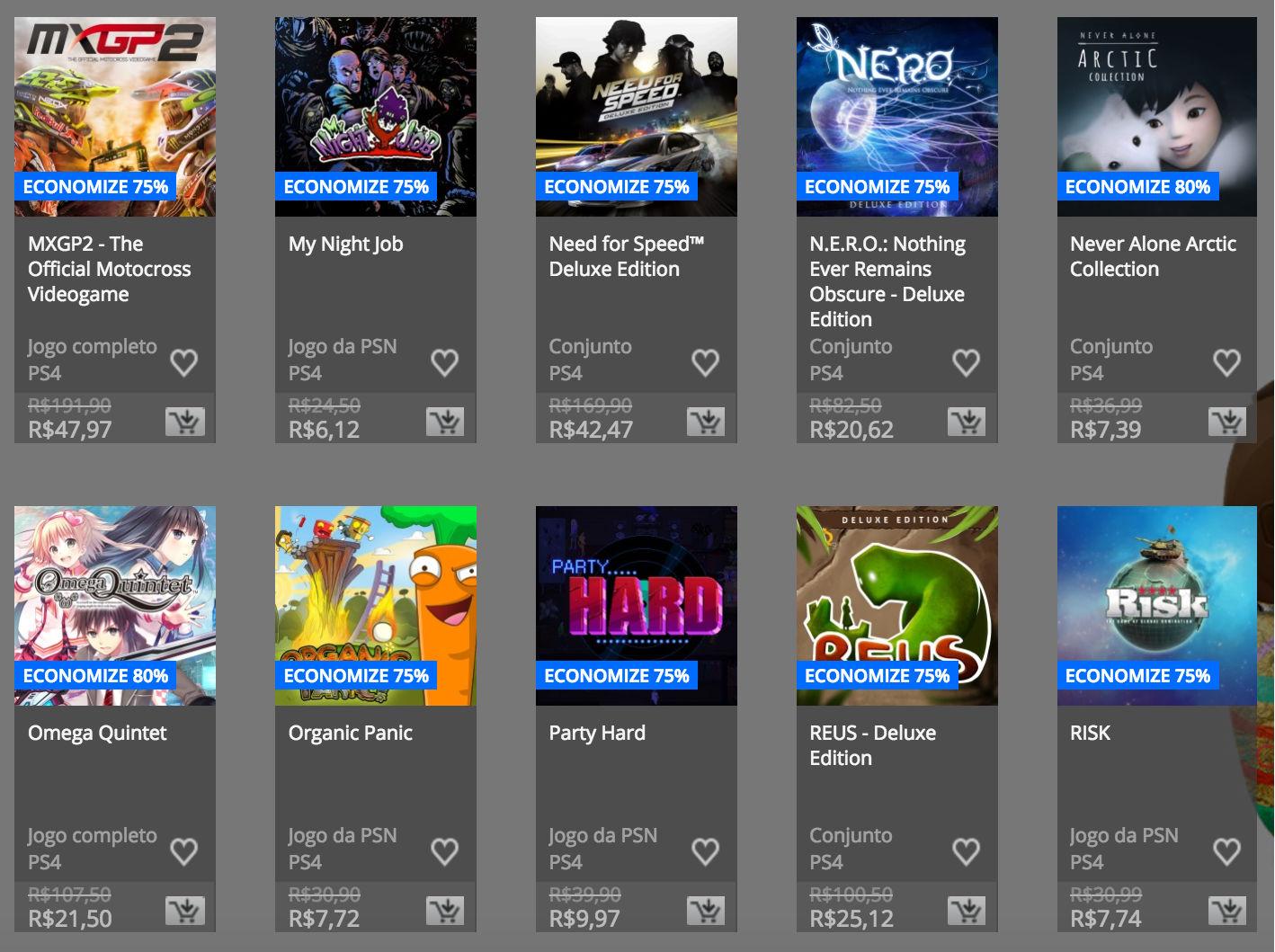"""Sony anuncia """"Promoção de Páscoa"""" na PSN; confira preços e jogos 7"""