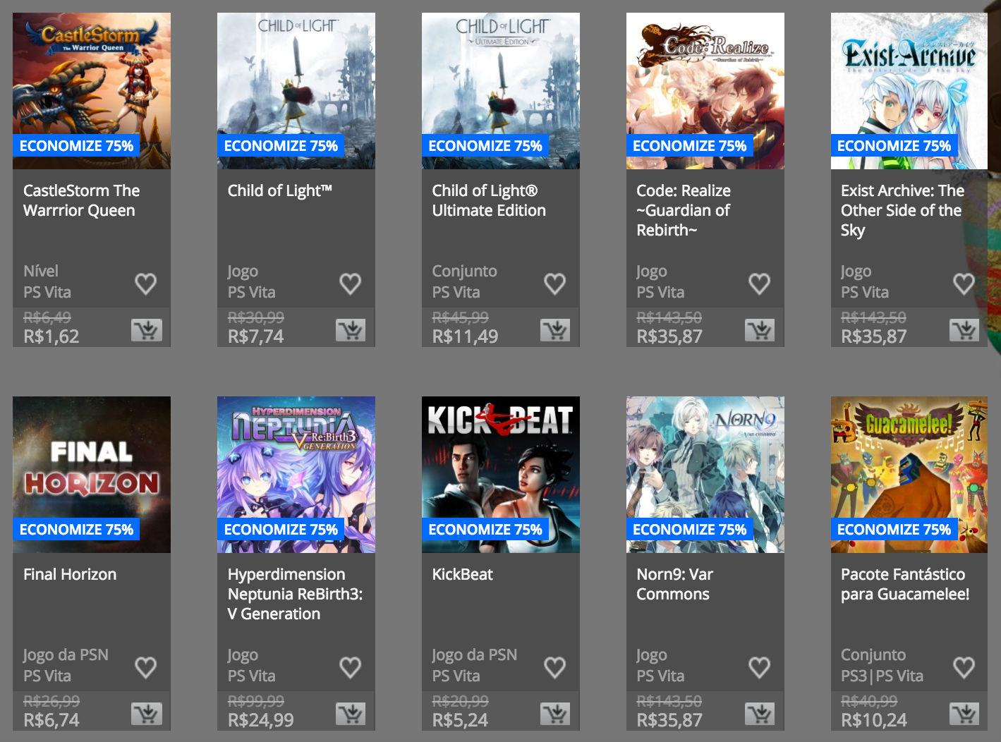 """Sony anuncia """"Promoção de Páscoa"""" na PSN; confira preços e jogos 19"""