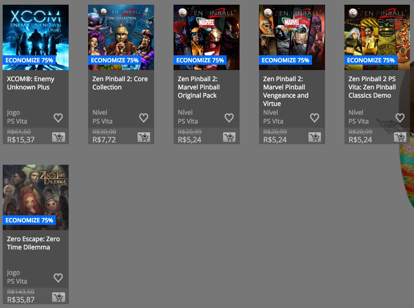 """Sony anuncia """"Promoção de Páscoa"""" na PSN; confira preços e jogos 21"""
