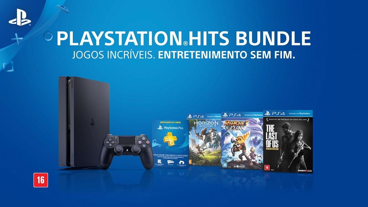 Resultado de imagem para Bundle PlayStation Hits