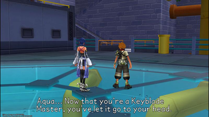 Guia definitivo da saga Kingdom Hearts - Parte 2 9