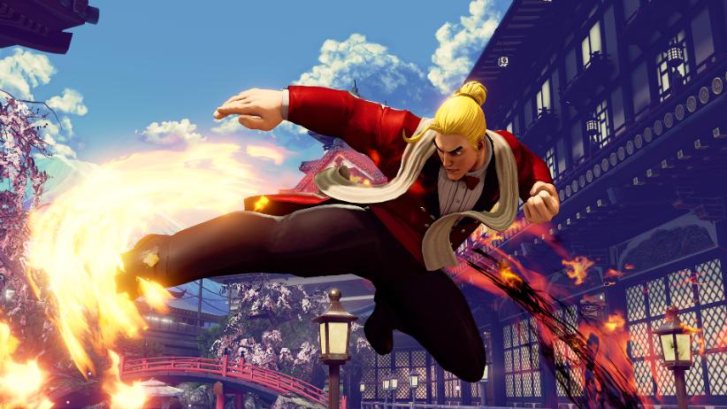 Capcom Pro Tour 2017 comercializado via DLC para Street Fighter V