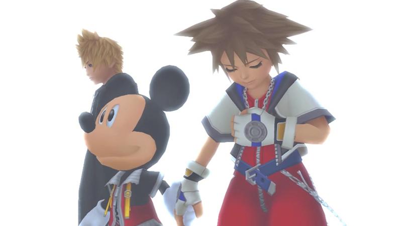 Guia definitivo da saga Kingdom Hearts - Final 7