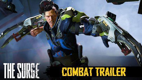 The Surge revela trailer focado no sistema de combate; assista