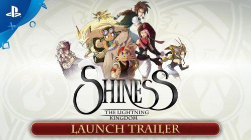 Confira trailer de lançamento de Shiness: The Lightning Kingdom