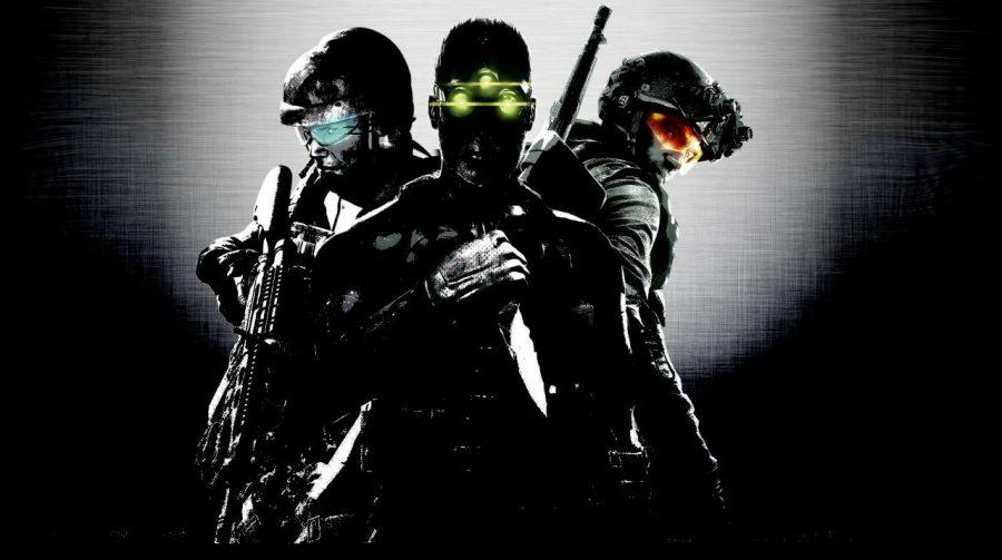 Ubisoft diz que a série Splinter Cell não foi esquecida