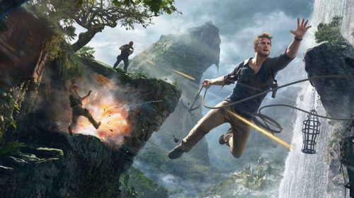 Filme de Uncharted não irá recontar a história dos games