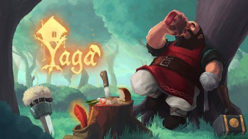 Conheça: Yaga, RPG de ação anunciado através da Square Enix Collective