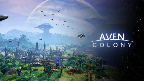 Aven Colony: Fusão entre ficção científica e construção de cidades
