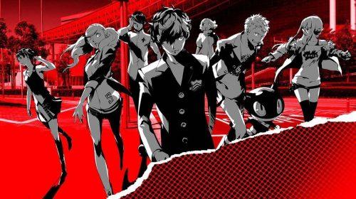 Persona 5 Ultimate Edition é listado na PSN australiana