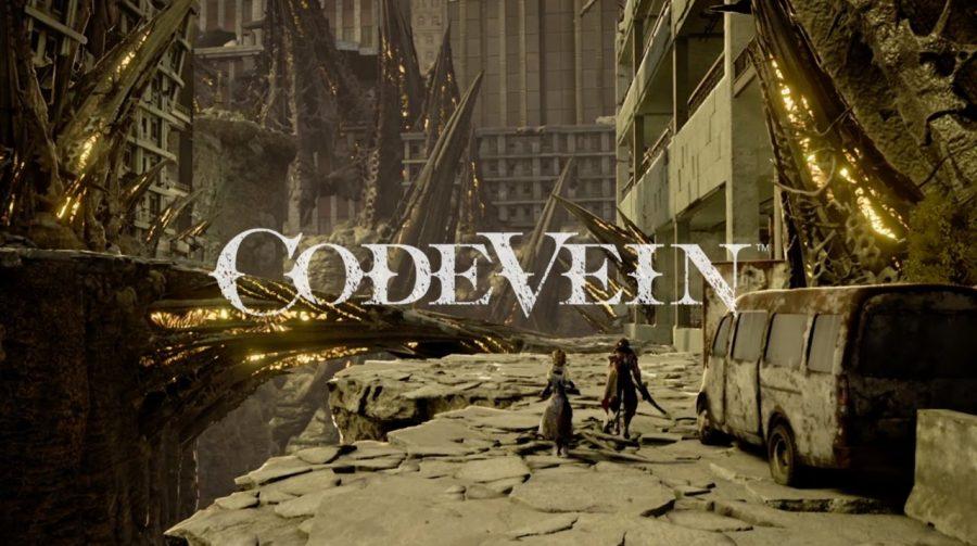 Gameplay de Code Vein mostra semelhanças com Dark Souls