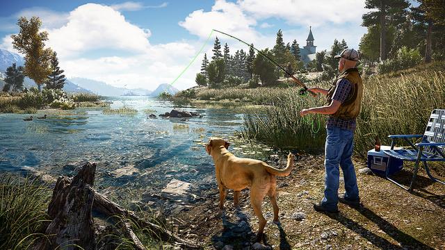 Saiba tudo sobre o Condado de Hope, Montana em Far Cry 5 1