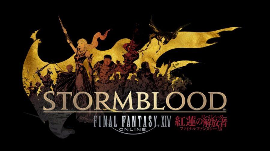 Trailer de lançamento de Final Fantasy XIV: Stormblood
