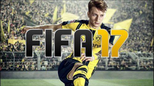 FIFA 17 é o jogo mais vendido digitalmente em abril, diz consultoria
