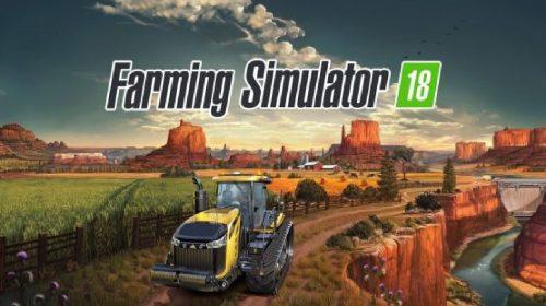 Farming Simulator 18 ganha data de lançamento no PS Vita