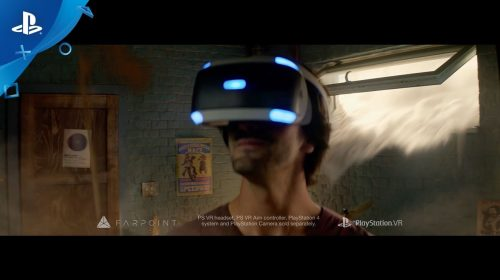 Farpoint e mais uma lista de jogos estão chegando ao PlayStation VR