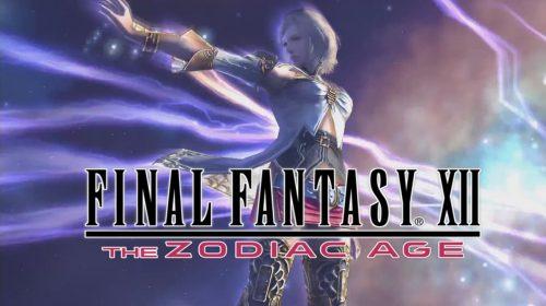 Final Fantasy XII: The Zodiac Age já vendeu mais de 1 milhão de cópias!