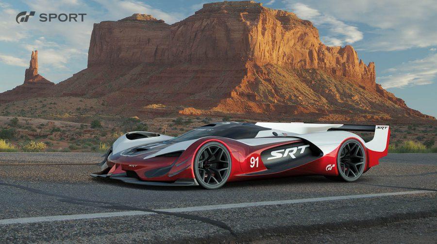 Gran Turismo Sport: vídeo compara desempenho do BETA no PS4 e PS4 Pro
