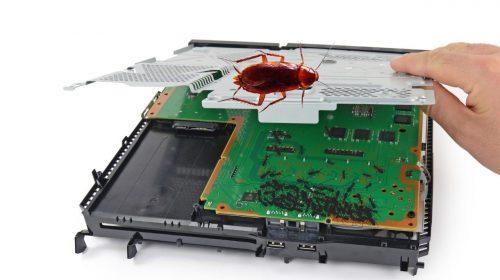 Porque os insetos gostam tanto do PlayStation 4 e como evitá-los