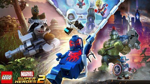 Revelado trailer completo de LEGO Marvel Super Heroes 2