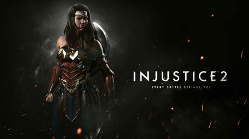 Injustice 2: evento especial oferece equipamento do filme Mulher-Maravilha