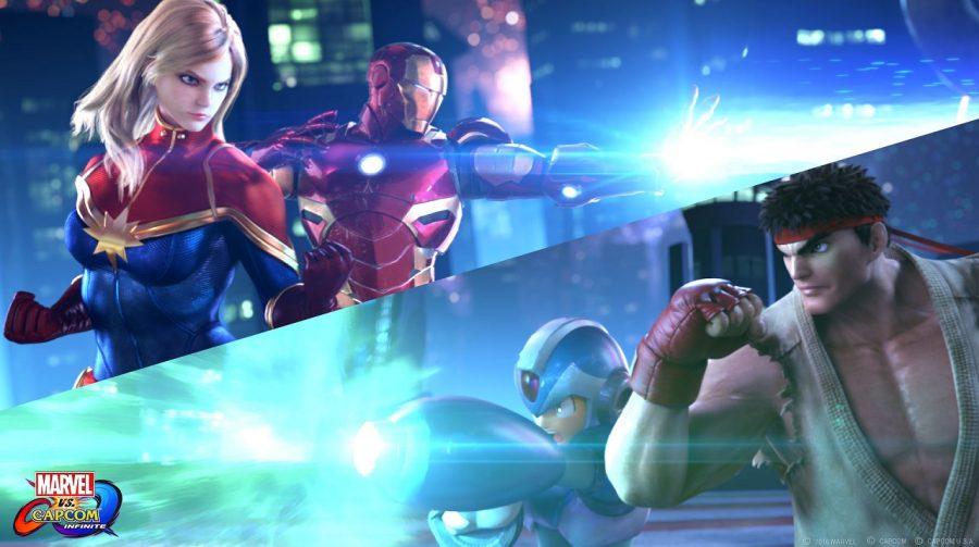 DEMO de Marvel vs. Capcom: Infinite está disponível na PSN; baixe!