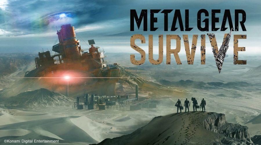 Jogamos! Metal Gear Survive é divertido, mas não é um Metal Gear