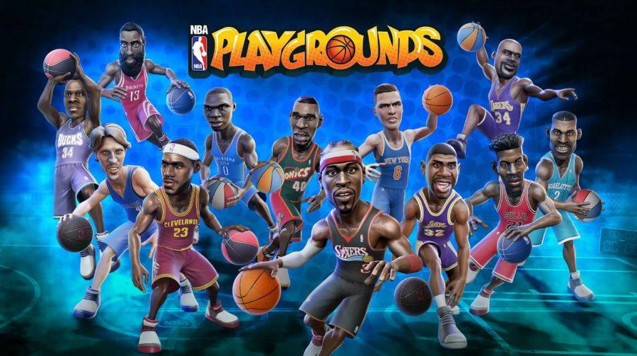 Update de NBA Playgrounds pune desconexões e traz outras correções