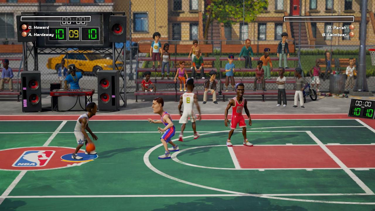Update de NBA Playgrounds pune desconexões e traz outras correções 1