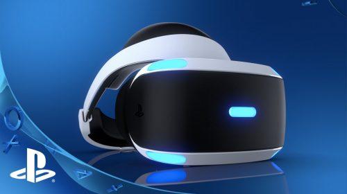 PlayStation VR supera 1 milhão de unidades vendidas; novidades na E3 2017