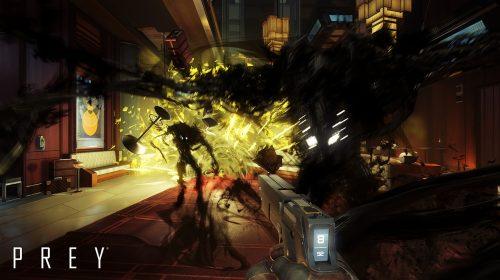 Prey ganha suporte ao PS4 Pro em nova atualização