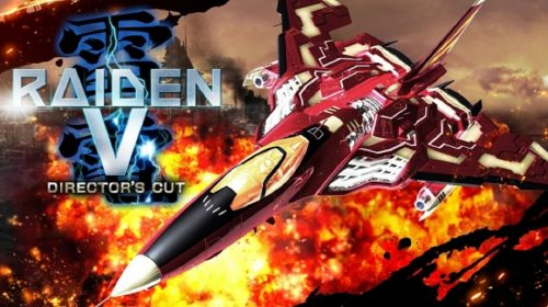 Raiden V: Director's Cut é anunciado para PlayStation 4