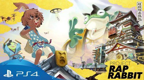 Project Rap Rabbit anunciado para PS4 com muito ritmo e rap
