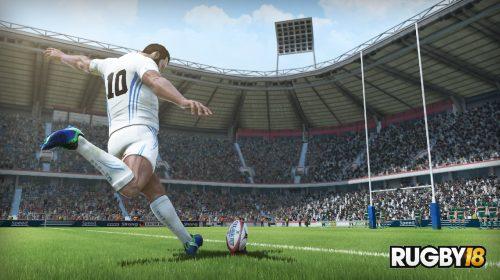 Rugby 18 chega em outubro; Confira detalhes