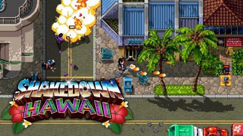 Vblank Entertainment lança novo trailer de Shakedown Hawaii