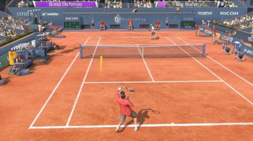 Ao estilo Top Spin, Tennis World Tour é anunciado