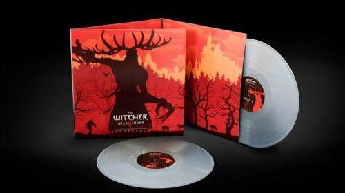 Loja lança disco de vinil de The Witcher 3; Confira