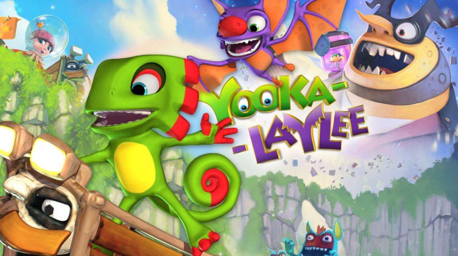 Yooka-Laylee: Atualização robusta chegará em breve; saiba detalhes
