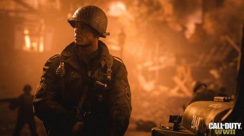 Missão de Call of Duty: WW II terá maior bombardeamento da história das guerras