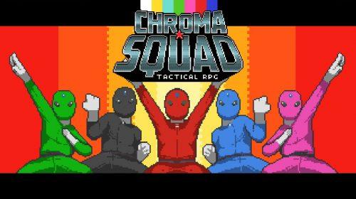 Chroma Squad: simulador brasileiro de Power Rangers chega hoje ao PS4