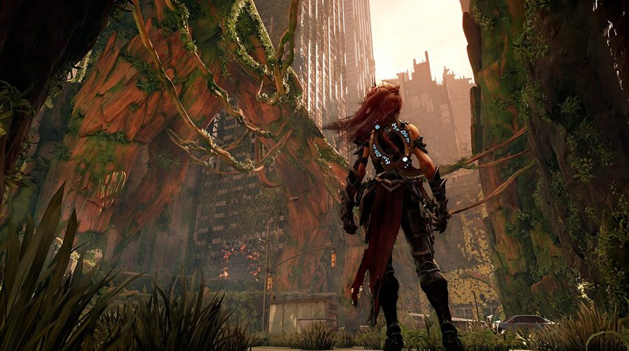 Darksiders III ganha (mais um) novo gameplay; assista
